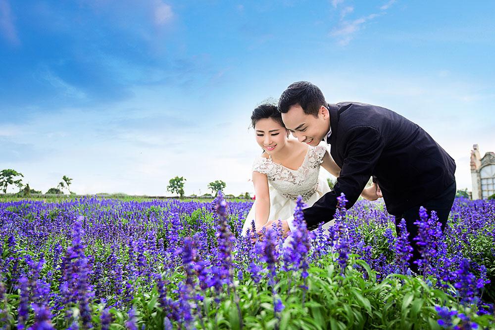 珠海巴黎春天婚纱摄影